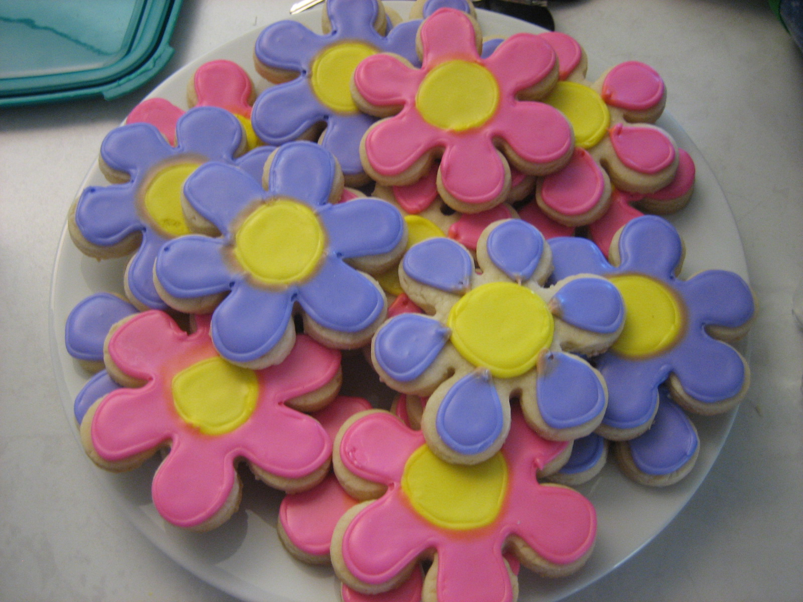 Sugar Cookies with Royal Icing (V.II) — What's Cooking on ...