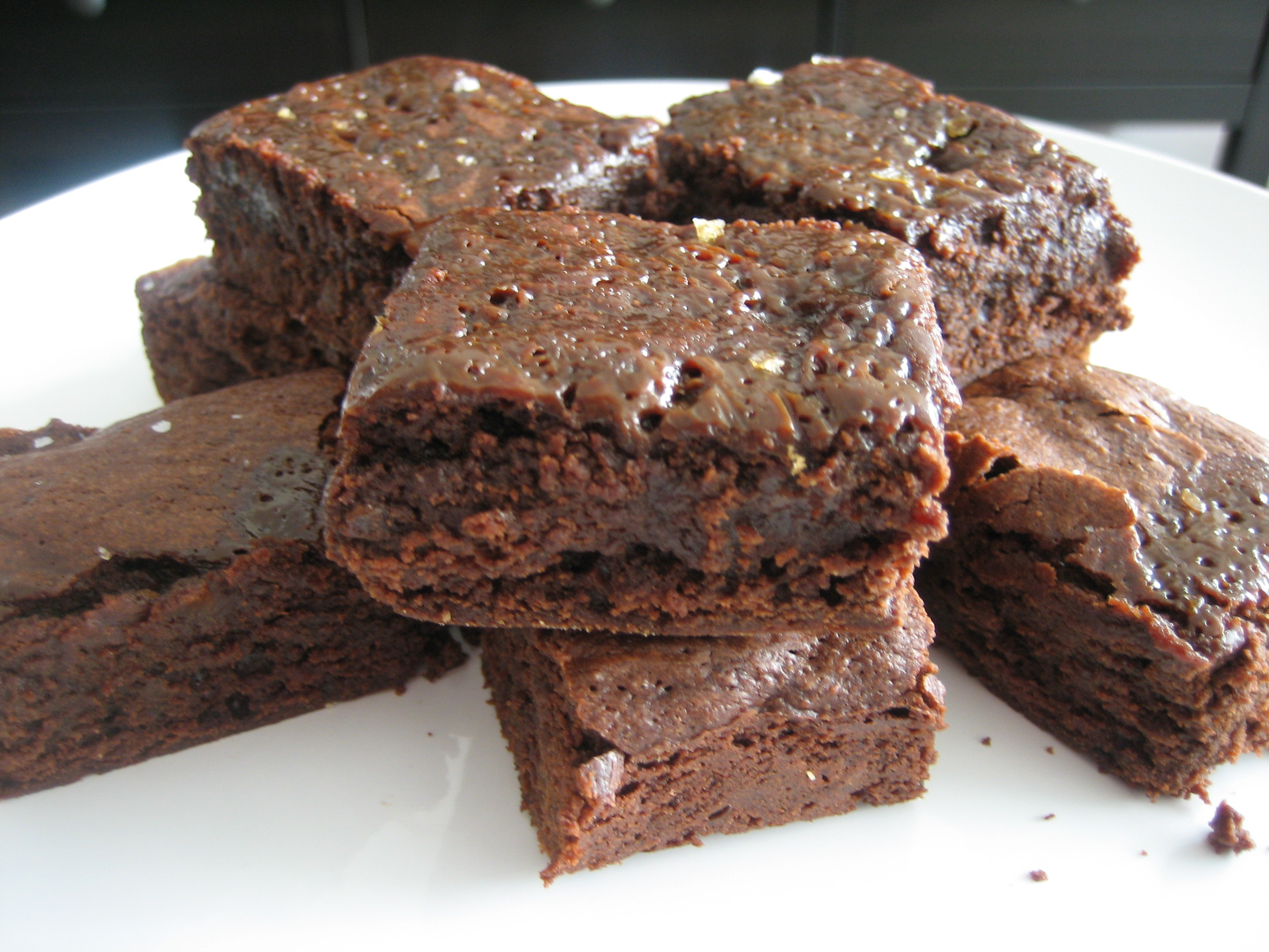 Baked in Toronto + Sweet and Salty Brownies — What's Cooking on ...
