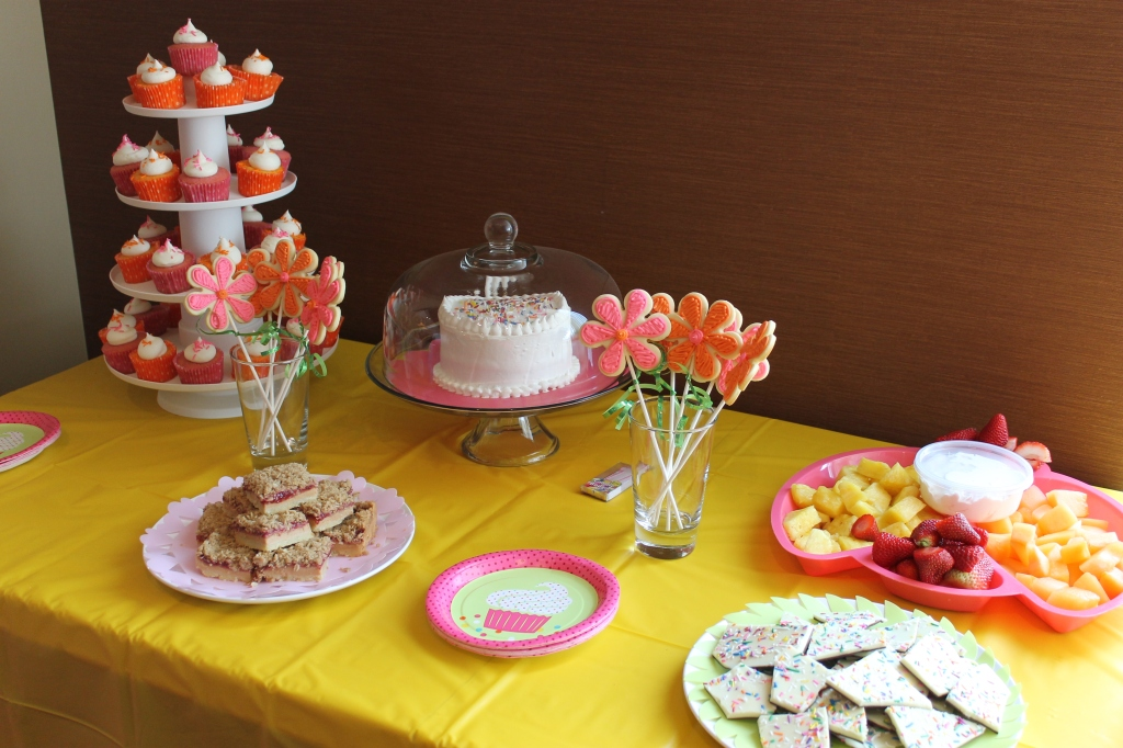 Orange Creamsicle Cupcakes Mila S 1st Birthday Party