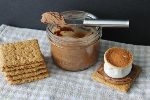 Chocolate Peanut Butter Fondue